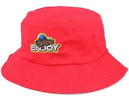 Enjoy Red Bucket - Iconic