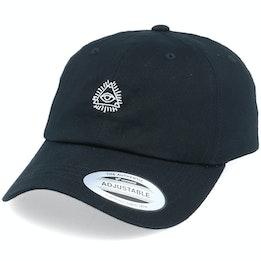 Illuminati Organic Black Dad Cap - Iconic