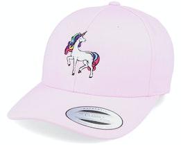 Magnificent Unicorn Curved Pink Adjustable - Unicorns