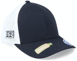 Organic Fair Logo Black/White 110 Trucker - Fair
