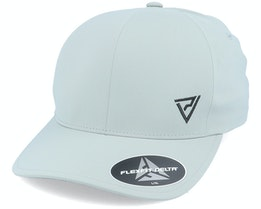 Black Insignia Silver Delta Flexfit - Padelville