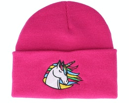 Rainbow Unicorn Pink Cuff - Unicorns