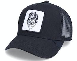 Viking Shaman Patch Black Trucker - Vikings