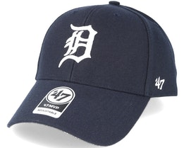 Detroit Tigers 47 MVP Navy Adjustable - 47 Brand