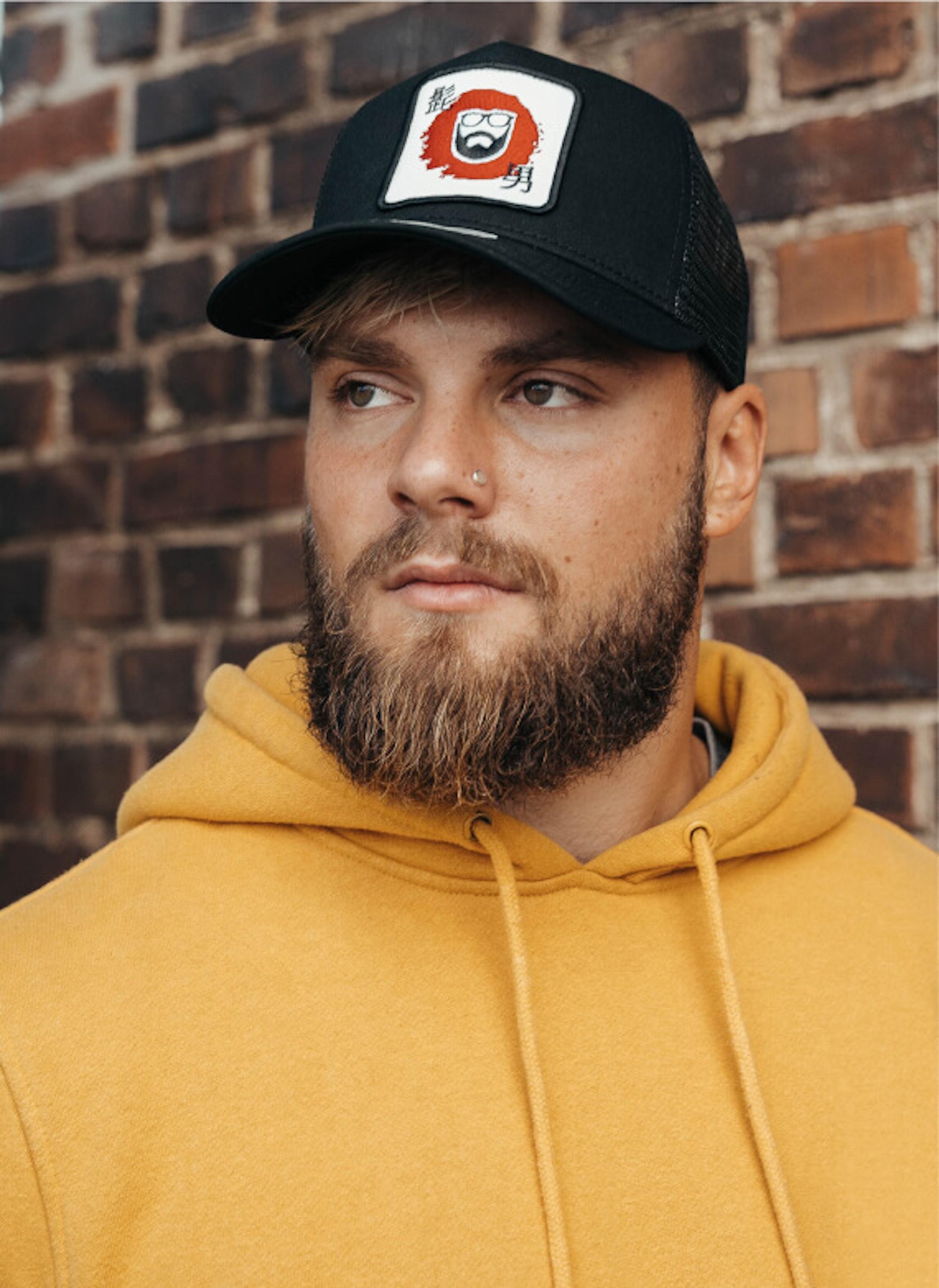 Bearded Man | Fall 2020