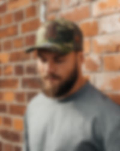 Bearded Man | Fall 2020--mobile