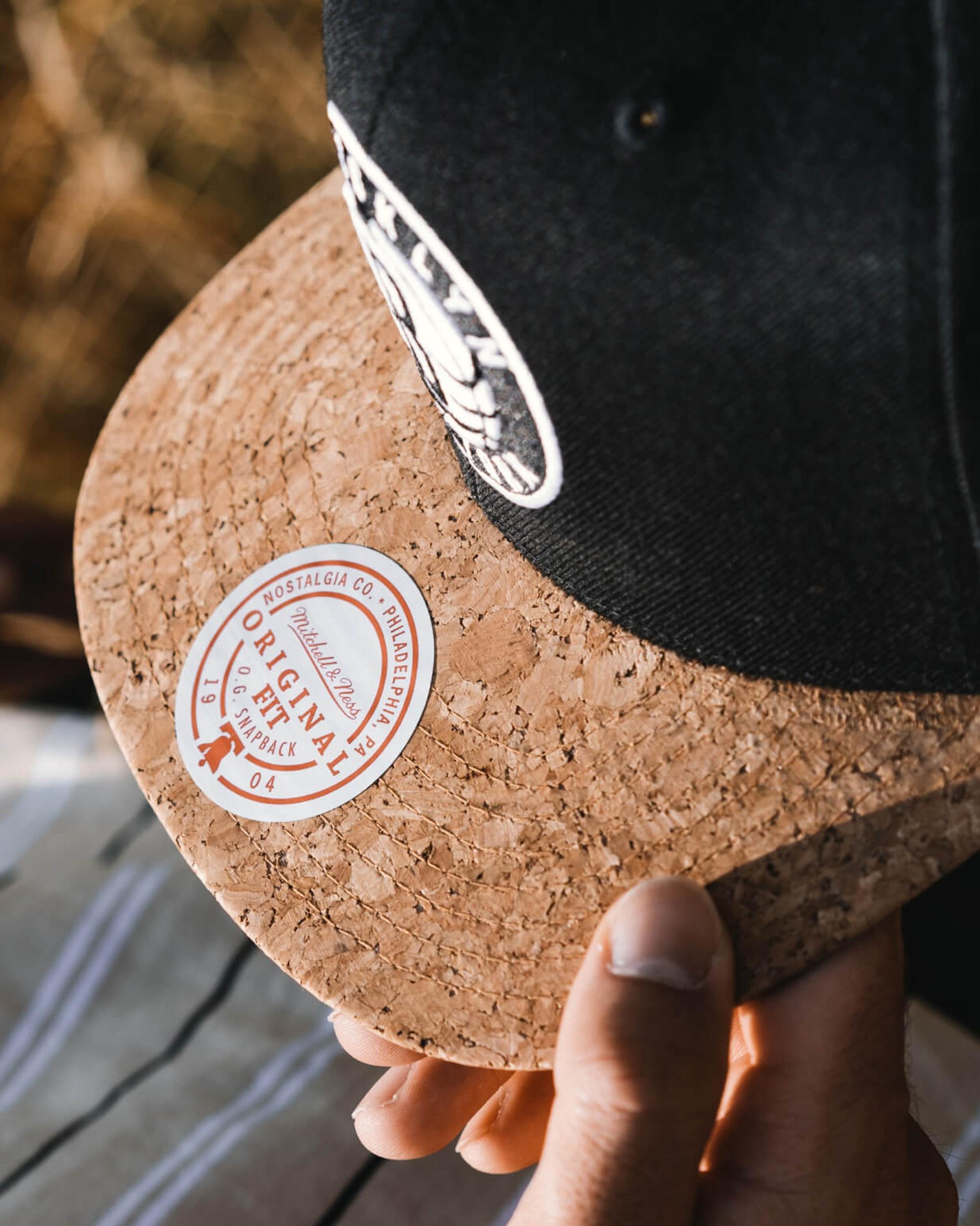 Hatstore Exclusive x Mitchell & Ness Brooklyn Nets Cork